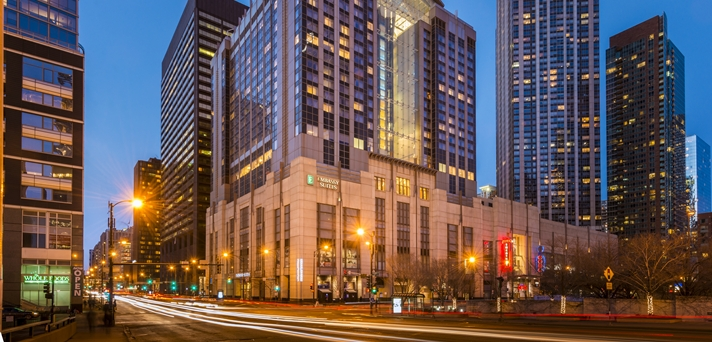 Hotels On Magnificent Mile Chicago Downtown