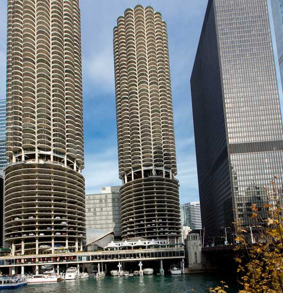 Marina City Condos For Sale Or Rent 300 N State