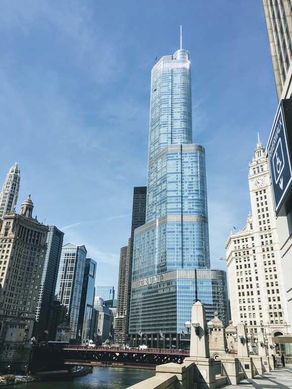 Trump Tower Chicago Condos 401 N Wabash