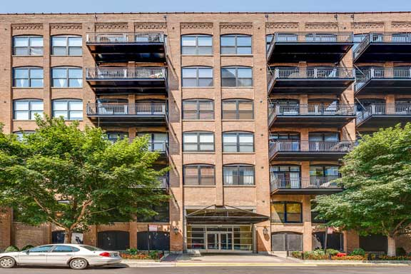 520 W Huron Lofts For Sale Or Rent Chicago Il 60654