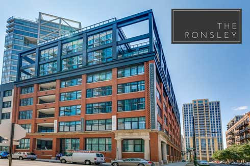The Ronsley Lofts Chicago