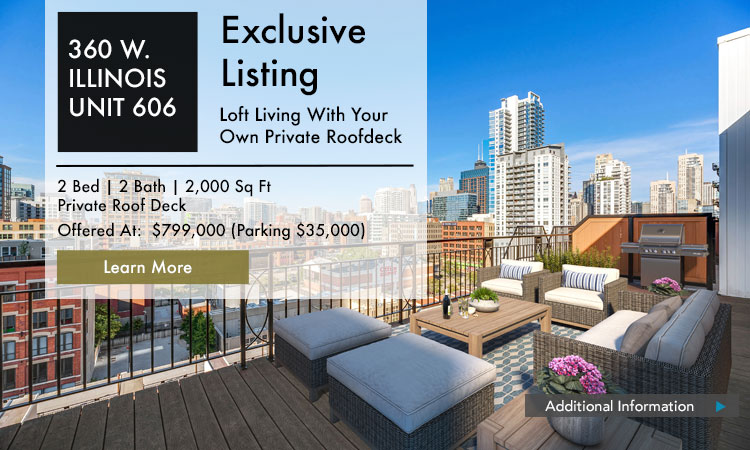 River North Condos For Sale